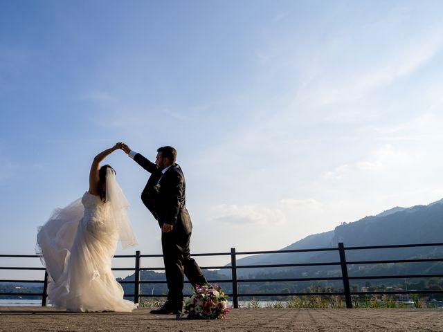 Il matrimonio di Johnny e Giulia a Soriso, Novara 76