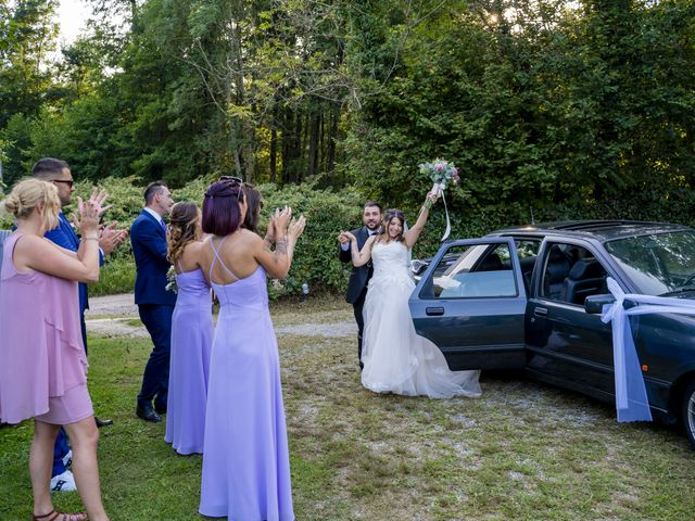 Il matrimonio di Johnny e Giulia a Soriso, Novara 78