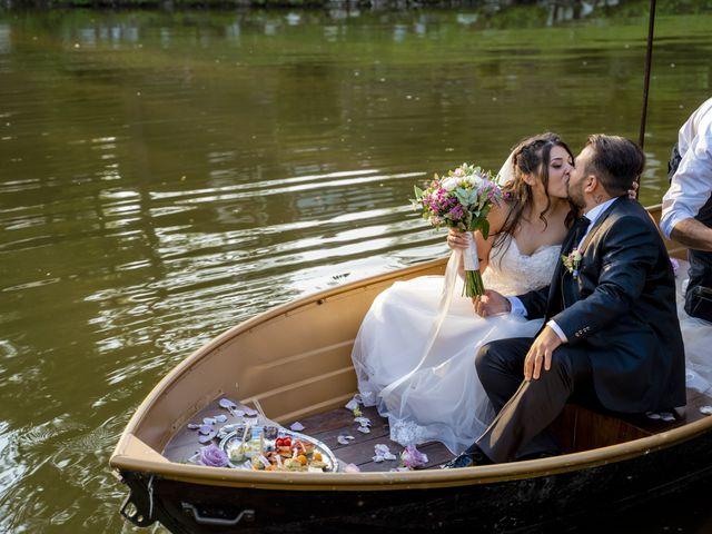 Il matrimonio di Johnny e Giulia a Soriso, Novara 79