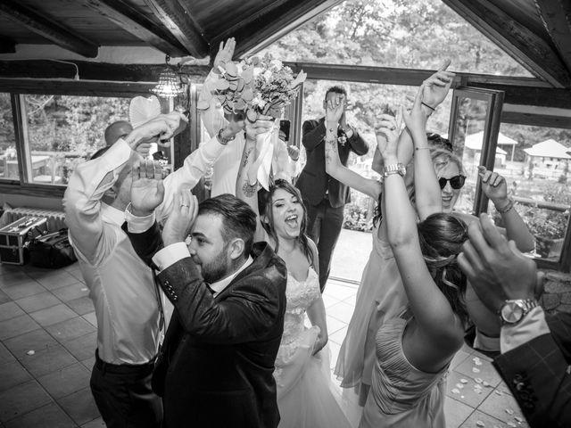 Il matrimonio di Johnny e Giulia a Soriso, Novara 83