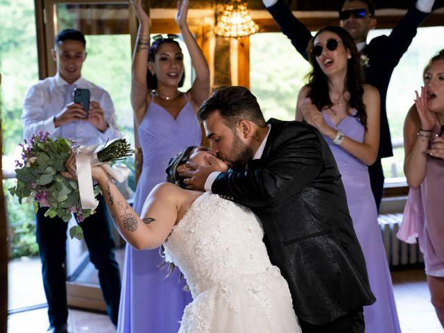 Il matrimonio di Johnny e Giulia a Soriso, Novara 84