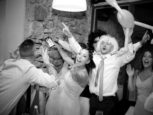 Il matrimonio di Johnny e Giulia a Soriso, Novara 87