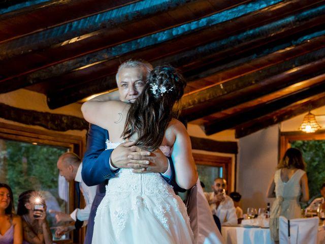 Il matrimonio di Johnny e Giulia a Soriso, Novara 88