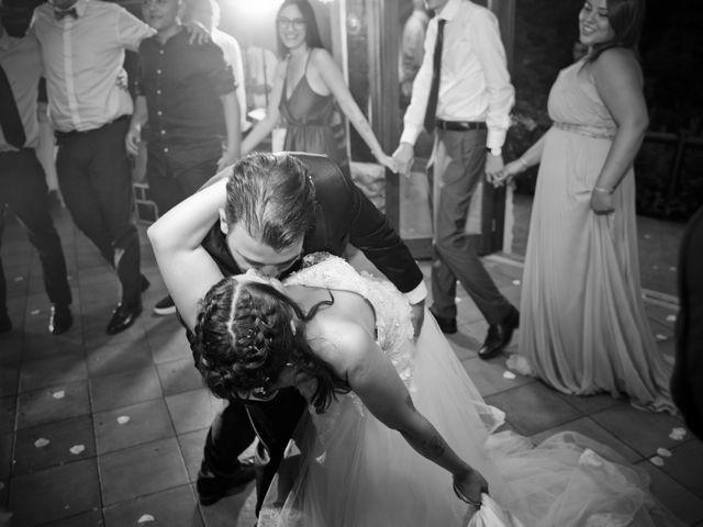 Il matrimonio di Johnny e Giulia a Soriso, Novara 89