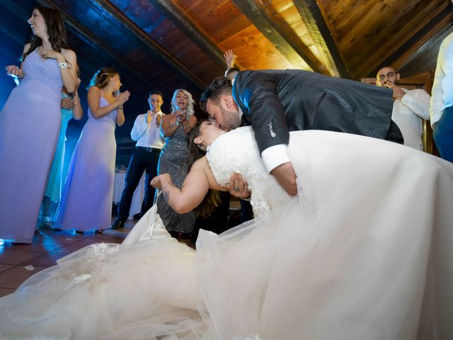 Il matrimonio di Johnny e Giulia a Soriso, Novara 91