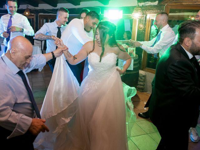 Il matrimonio di Johnny e Giulia a Soriso, Novara 92