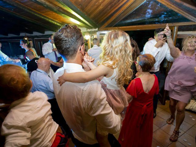 Il matrimonio di Johnny e Giulia a Soriso, Novara 93