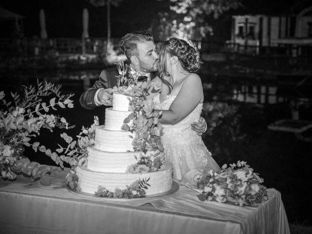 Il matrimonio di Johnny e Giulia a Soriso, Novara 98