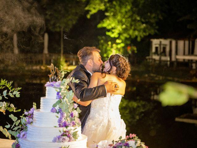 Il matrimonio di Johnny e Giulia a Soriso, Novara 99