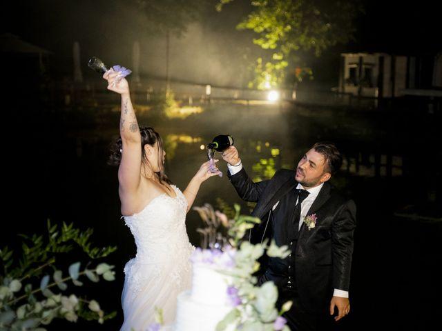Il matrimonio di Johnny e Giulia a Soriso, Novara 101