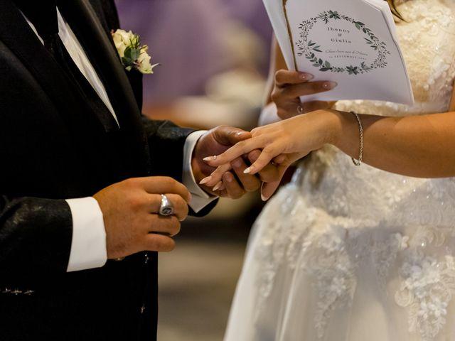 Il matrimonio di Johnny e Giulia a Soriso, Novara 106