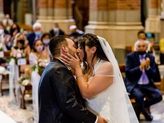 Il matrimonio di Johnny e Giulia a Soriso, Novara 107