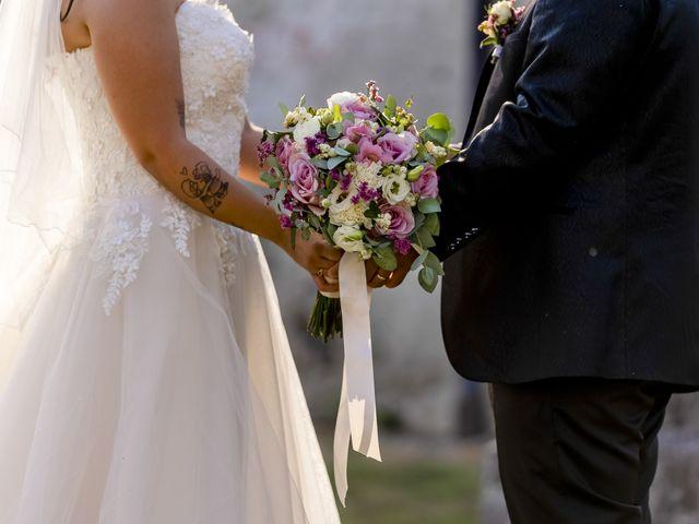 Il matrimonio di Johnny e Giulia a Soriso, Novara 109