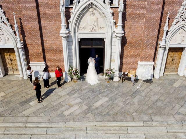 Il matrimonio di Johnny e Giulia a Soriso, Novara 116