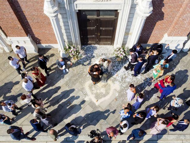 Il matrimonio di Johnny e Giulia a Soriso, Novara 117