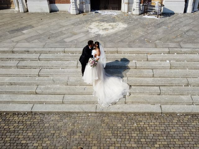 Il matrimonio di Johnny e Giulia a Soriso, Novara 118