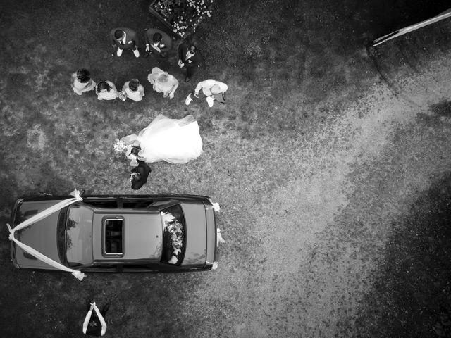 Il matrimonio di Johnny e Giulia a Soriso, Novara 120