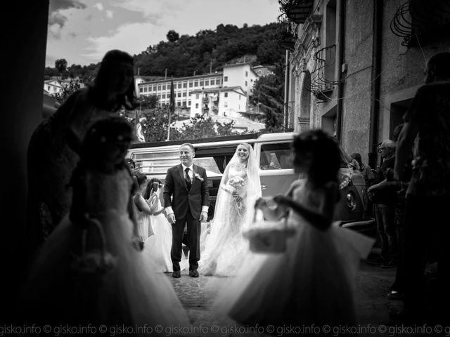Il matrimonio di Francesco e Barbara a Taverna, Catanzaro 8