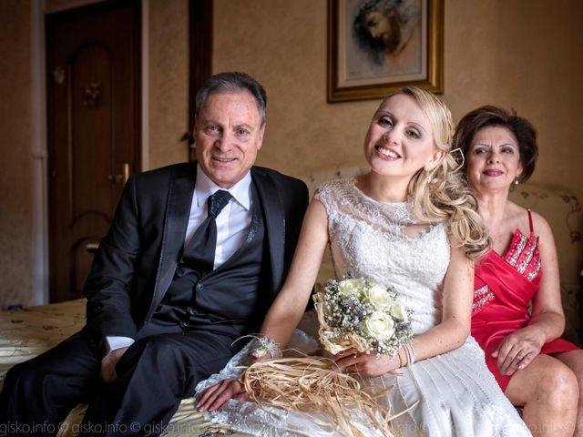 Il matrimonio di Francesco e Barbara a Taverna, Catanzaro 23