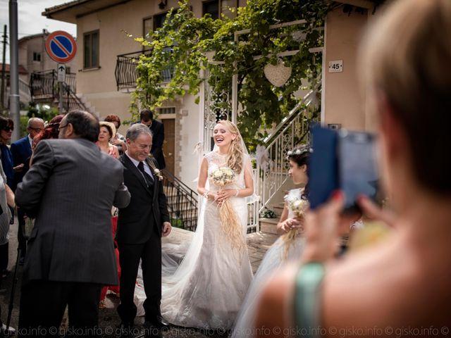 Il matrimonio di Francesco e Barbara a Taverna, Catanzaro 27