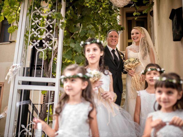 Il matrimonio di Francesco e Barbara a Taverna, Catanzaro 28