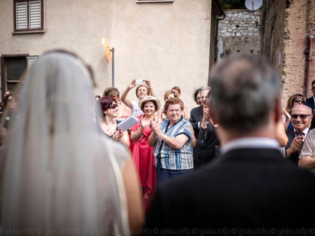 Il matrimonio di Francesco e Barbara a Taverna, Catanzaro 29