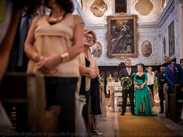 Il matrimonio di Francesco e Barbara a Taverna, Catanzaro 34