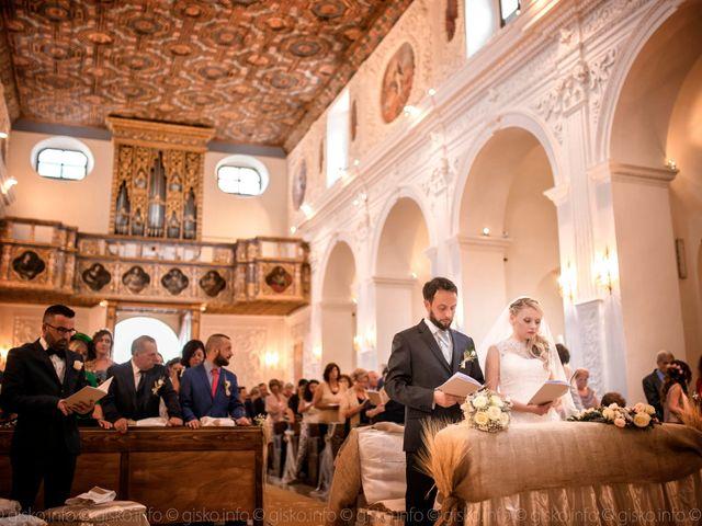 Il matrimonio di Francesco e Barbara a Taverna, Catanzaro 35