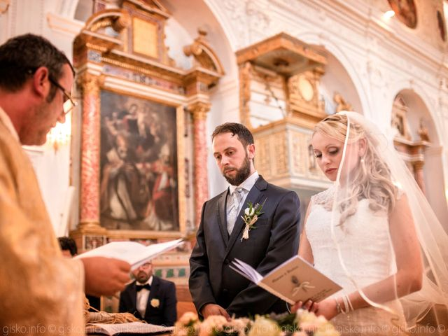 Il matrimonio di Francesco e Barbara a Taverna, Catanzaro 36
