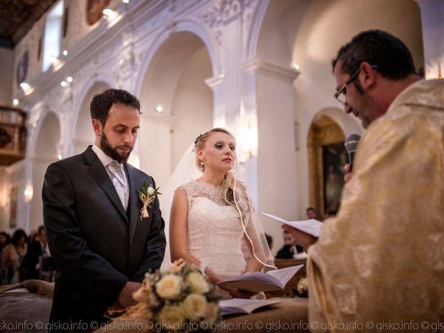 Il matrimonio di Francesco e Barbara a Taverna, Catanzaro 37