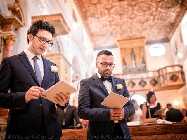 Il matrimonio di Francesco e Barbara a Taverna, Catanzaro 45