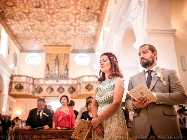 Il matrimonio di Francesco e Barbara a Taverna, Catanzaro 46