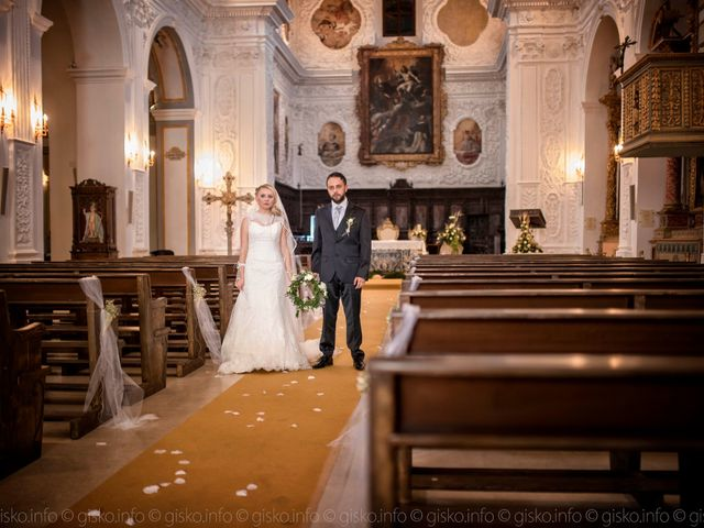 Il matrimonio di Francesco e Barbara a Taverna, Catanzaro 54