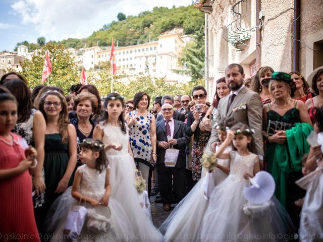 Il matrimonio di Francesco e Barbara a Taverna, Catanzaro 55