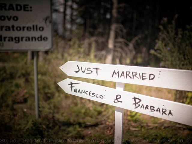 Il matrimonio di Francesco e Barbara a Taverna, Catanzaro 76