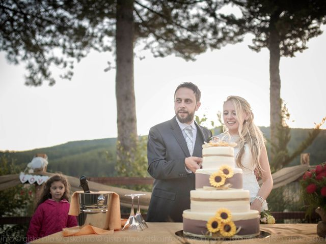 Il matrimonio di Francesco e Barbara a Taverna, Catanzaro 79