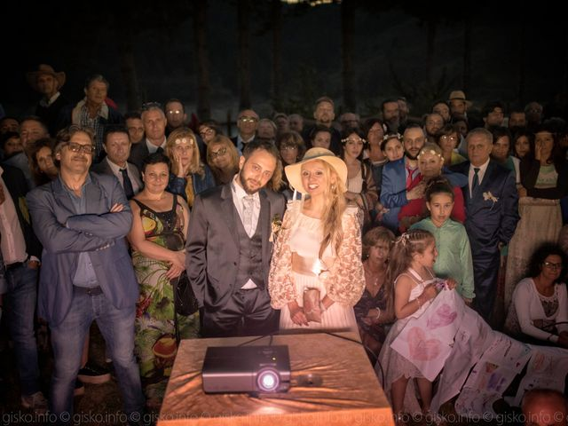 Il matrimonio di Francesco e Barbara a Taverna, Catanzaro 88