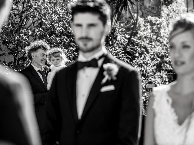 Le nozze di Nicole e Sandro