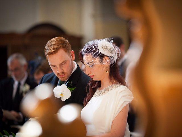 Il matrimonio di Sean e Daniela a Rovigo, Rovigo 1