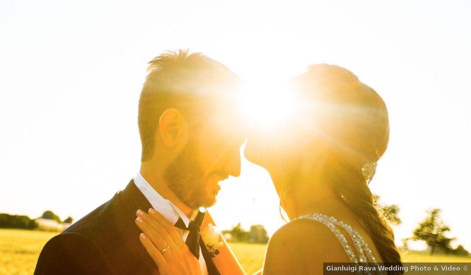 Il matrimonio di Michele e Nazarena a Grumello Cremonese ed Uniti, Cremona