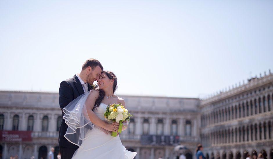 Il matrimonio di Marco e Federica a Lido di Venezia, Venezia
