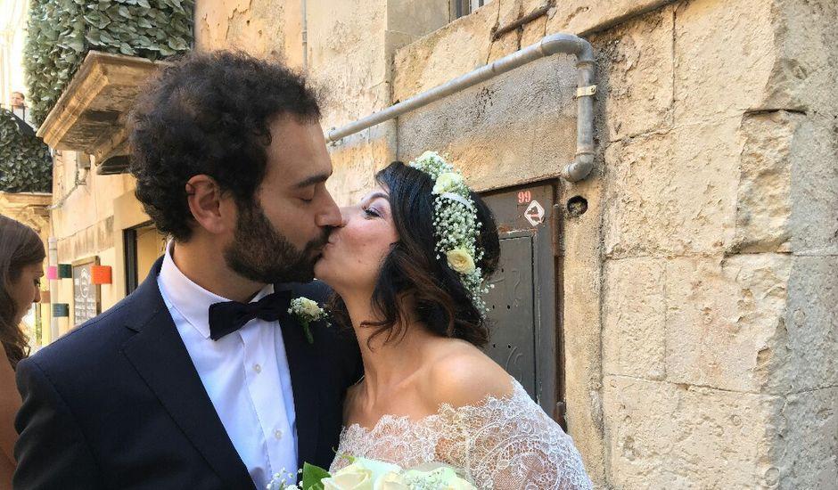 Il matrimonio di Giuseppe e Paola a Noto, Siracusa