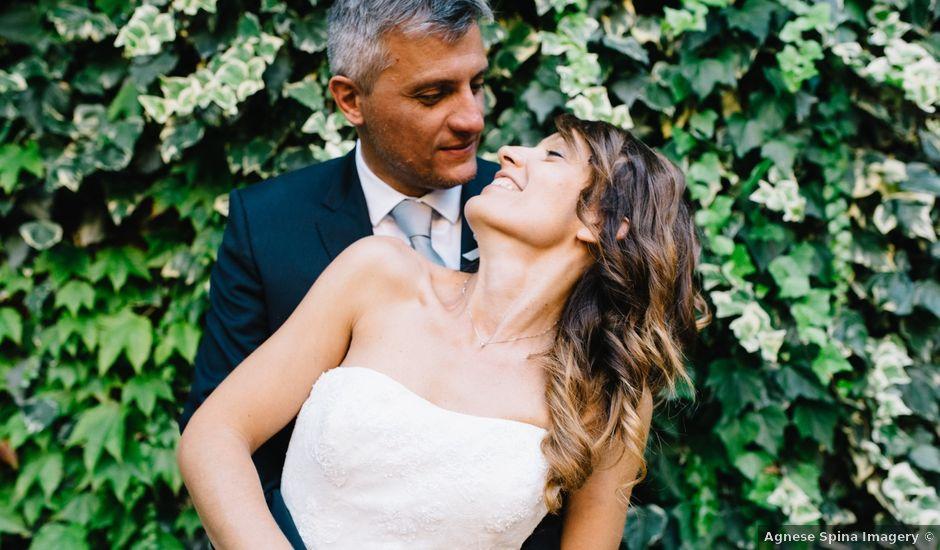 Il matrimonio di Christian e Erika a Nerviano, Milano