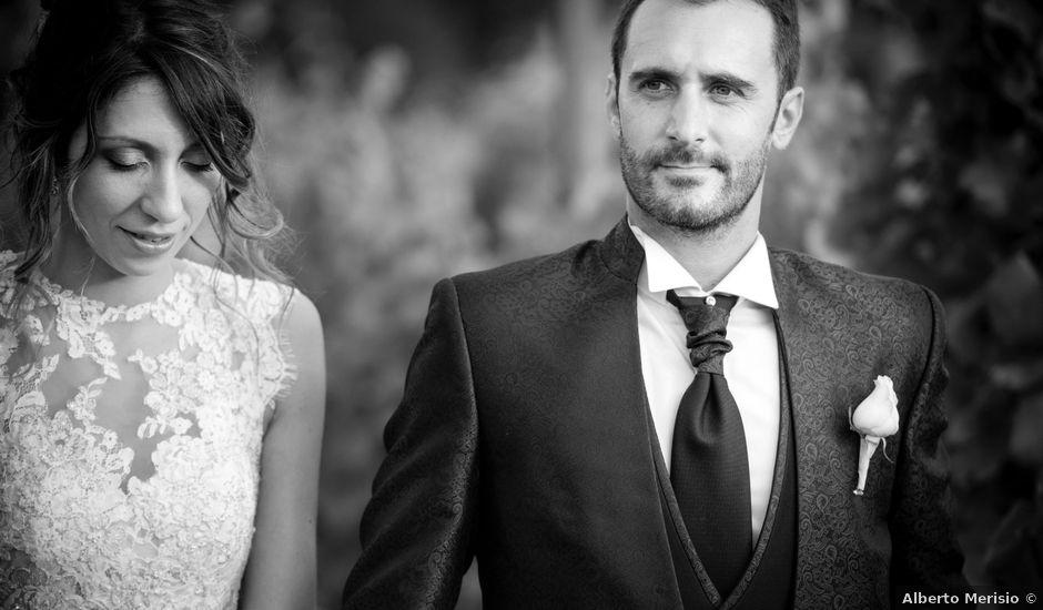 Il matrimonio di Marco e Serena a Azzano San Paolo, Bergamo