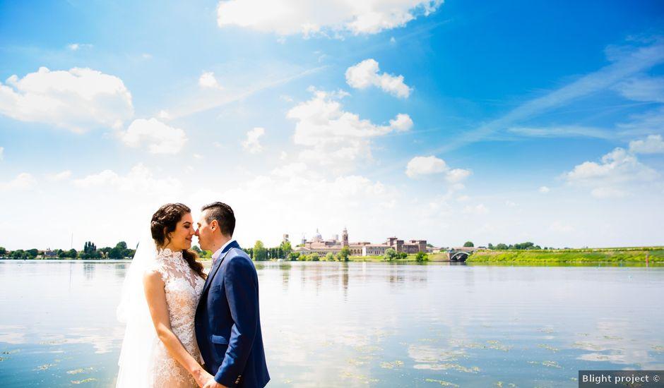 Il matrimonio di Fabio e Eleonora a Bagnolo San Vito, Mantova