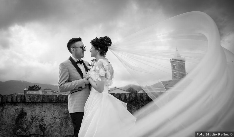 Il matrimonio di Michele e Erika a Sarzana, La Spezia