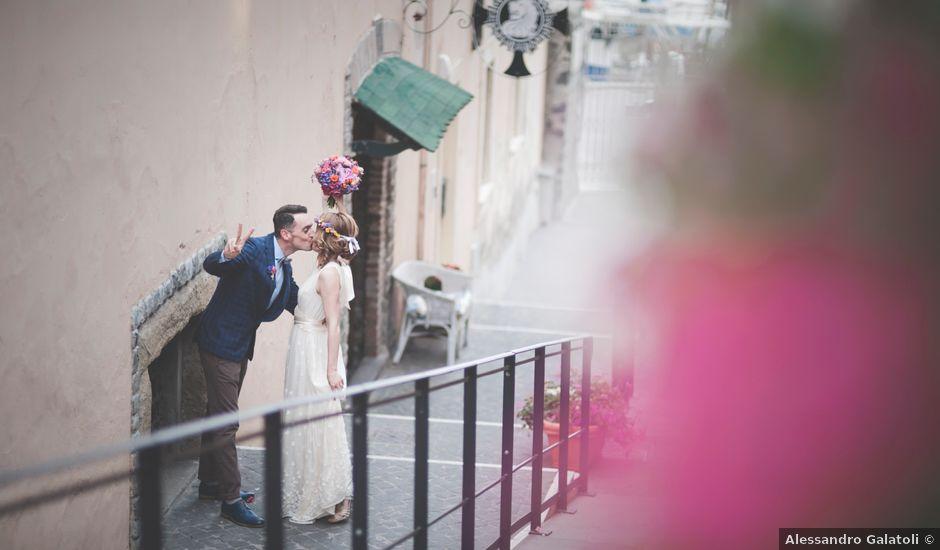 Il matrimonio di Demis e Ilaria a Nettuno, Roma