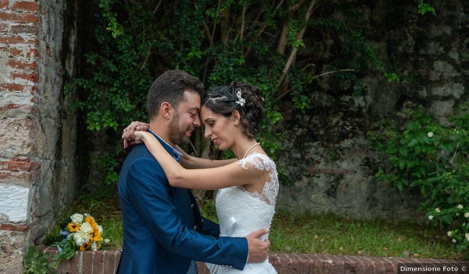 Il matrimonio di Domiziana e Andrea a Pisa, Pisa