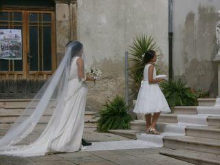 Le nozze di Flavia  e Nicola 1