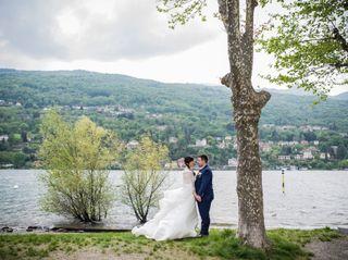 Le nozze di Elisabetta e Luca